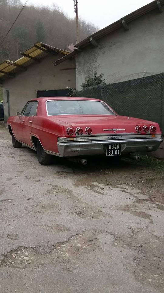 j ai trouve une caisse pour ma fille chevrolet impala 1965 15747810
