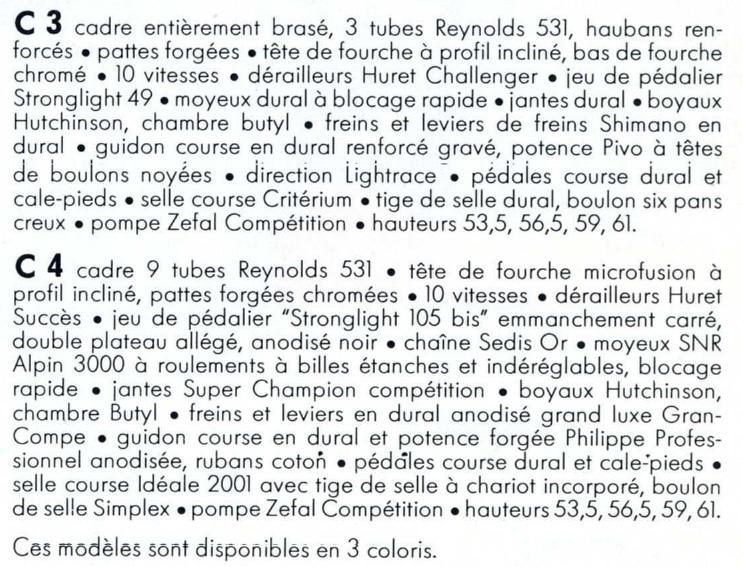 Motobécane 1985 ? avis aux spécialistes C3c410