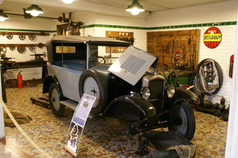 L'histoire du musée de l'aventure Peugeot [Topic général] Alsace15