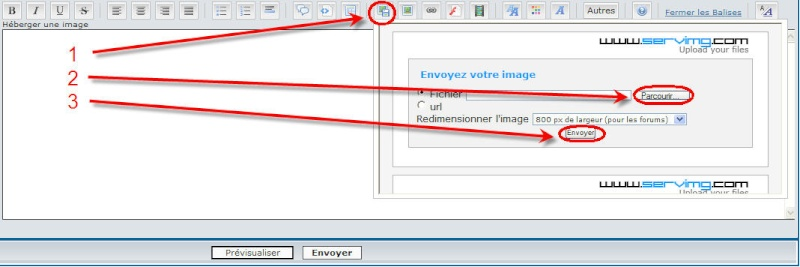 [TUTORIEL] Mettre des photos sur le forum Save_i10