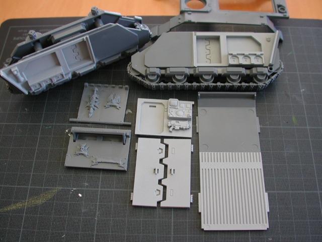 Mon armée de Black Templar en construction Rhino_10