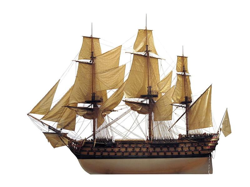 Santa Maria Kit Billing Boats 1/50 1280px10
