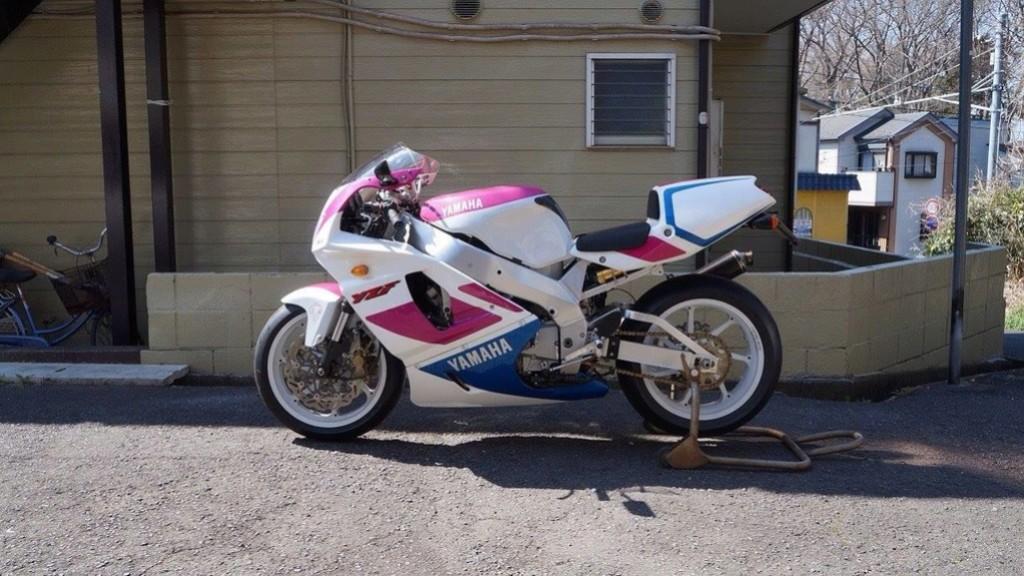 Yamaha 750 YZF  - Page 3 10603810