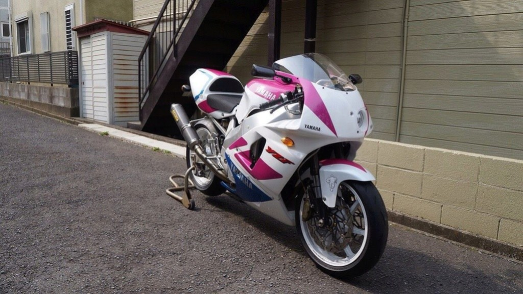 Yamaha 750 YZF  - Page 3 10849010