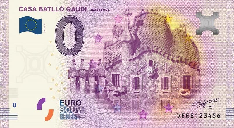 Barcelone  [Batllo Gaudi VEEE / VEAH / VEBT / VEED] 2017ga10