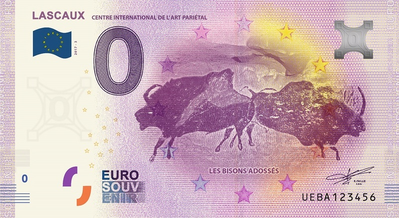 Billets 0 € Souvenirs  [Nouvelle Aquitaine = 73] 2017la10