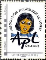 45 - Orléans - Association Philatélique du Loiret APL Apl10