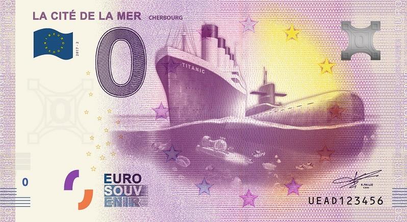 Billets 0 € Souvenirs = 65 Cherbo10