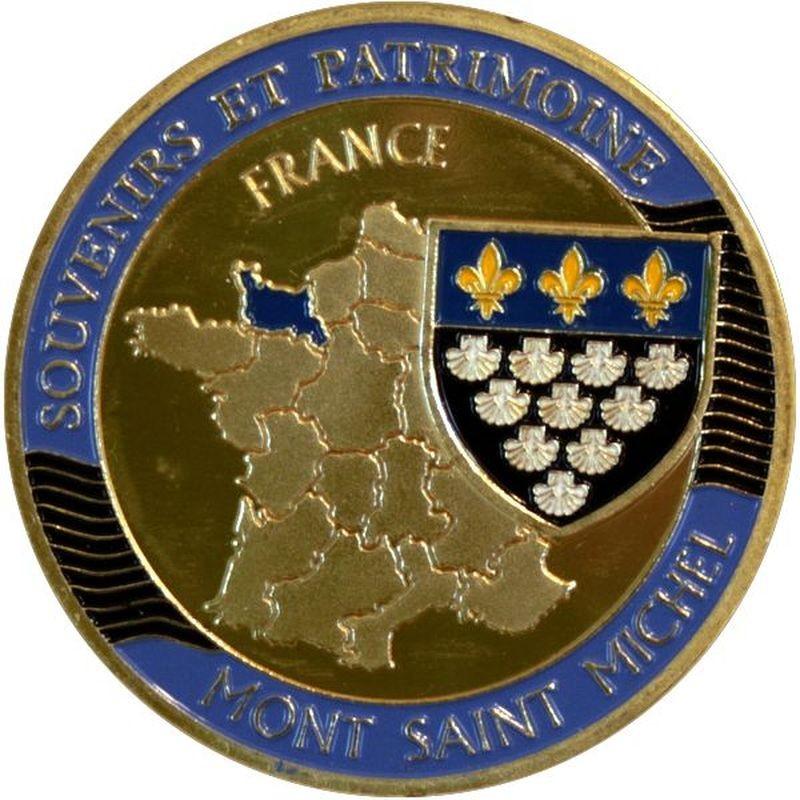 Mont Saint-Michel (50170)  [UEBF / Poulard UECD] Manche10