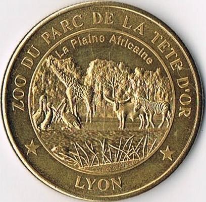 Médailles et Patrimoine Plaine10