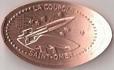 Helfaut (62570)  [La Coupole] Saint10