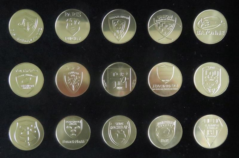 Toulon (83000)  [Rugby Club Toulonnais] Top1410