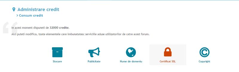 Certificatele SSL sunt acum disponibile pentru Forumgratuit. Ssl10