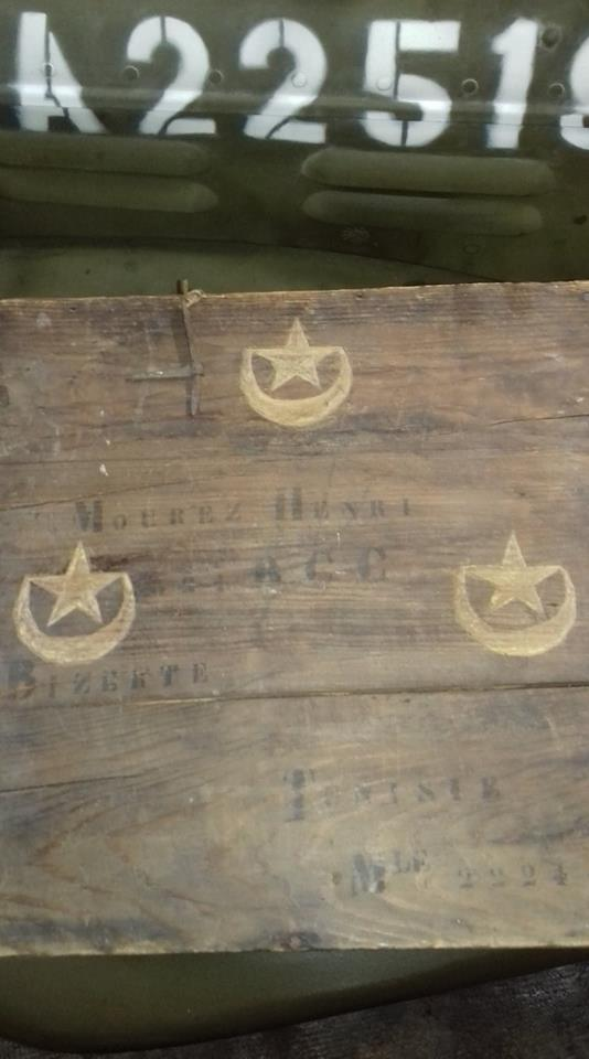caisse francaise RCC ww1? ww2? armee de liberation? 48355610