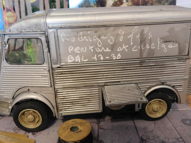 "Citroën type hy ""rodriguez & fils"" ^^ Dscn2817"