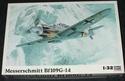 Hasegawa Bf-109 G/K 1/32 (Kits 1ere Génération): Correction de nez St-1810