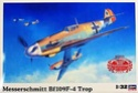 Hasegawa Bf-109 G/K 1/32 (Kits 1ere Génération): Correction de nez St-3110