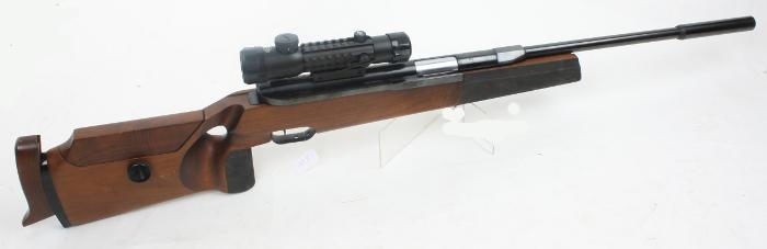 FEINWERKBAU 300S Kit MACCARI Lunette LUGER LR 8-32X44 Target Dot - Page 8 H482-110