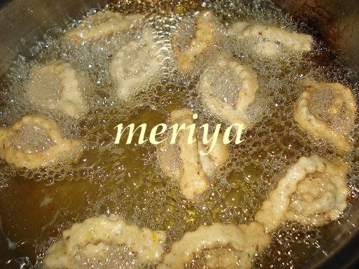 Chbakiya ou Chabbakia ou L'm5ar9a ou L'mkharka ou Grewich marocaine 7f10