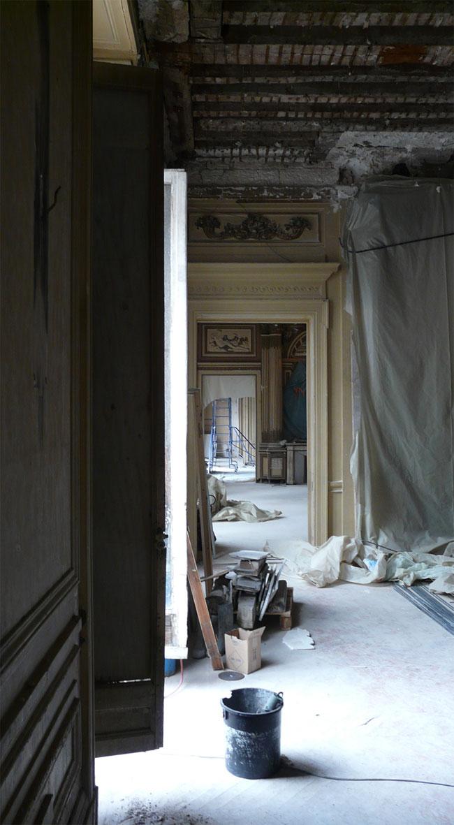 L'hôtel de Mercy Argenteau à Paris, boulevard Montmartre 008-6510