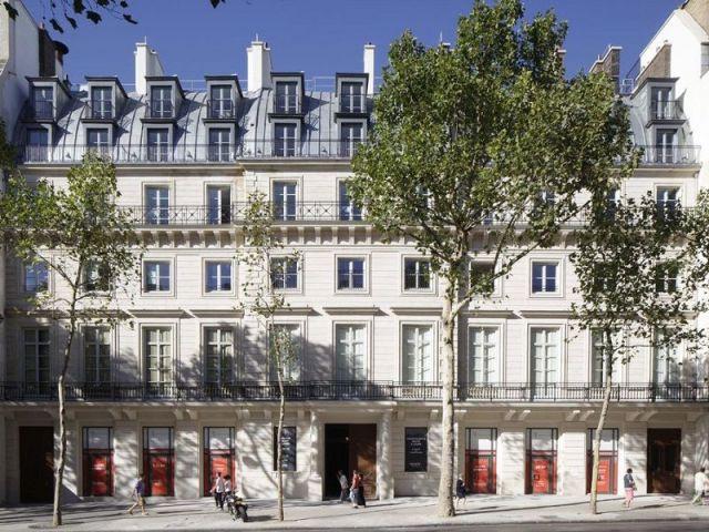 L'hôtel de Mercy Argenteau à Paris, boulevard Montmartre 20121010