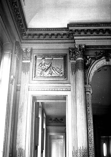 L'hôtel de Mercy Argenteau à Paris, boulevard Montmartre Sap01_11