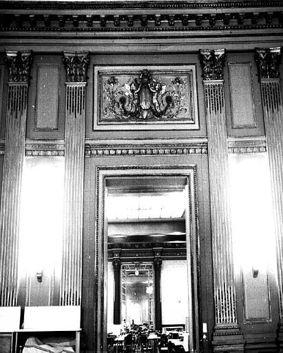 L'hôtel de Mercy Argenteau à Paris, boulevard Montmartre Sap01_12