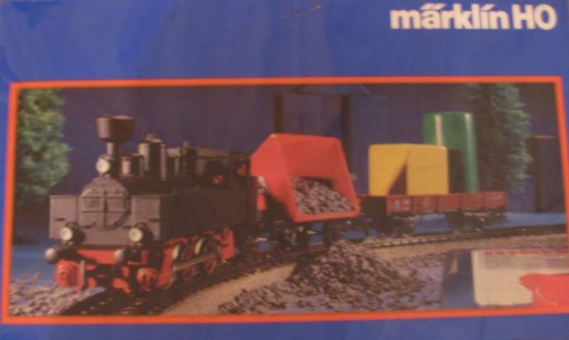 Votre premier train miniature et vos souvenirs ! M01210