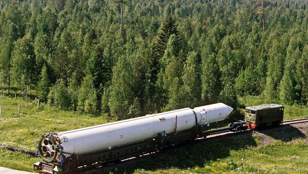 Le lanceur Tsiklone-4 18732610