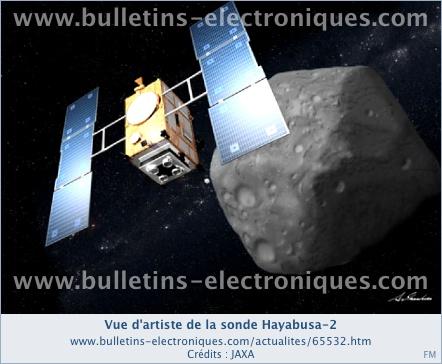Hayabusa-2 - Mission autour de Ryugu 65532_10