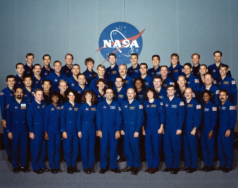 Les 55 voyageuses de l'espace - Page 2 Nasa-110