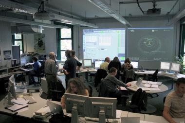 lutetia - Soirée spéciale Cité des Sciences et de l'Industrie survol de LUTETIA Rosett10