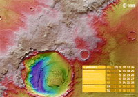 calendrier spatial 2011 Uprint10
