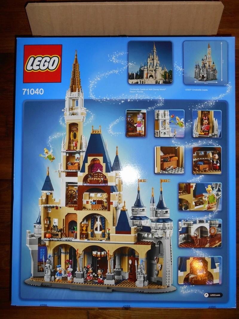 LEGO 71040 Chateau Disney Dscn3931