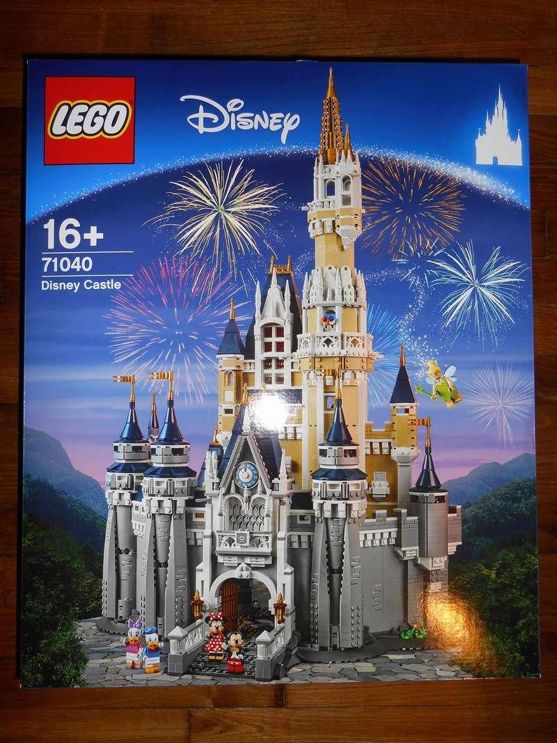 LEGO 71040 Chateau Disney Dscn3932