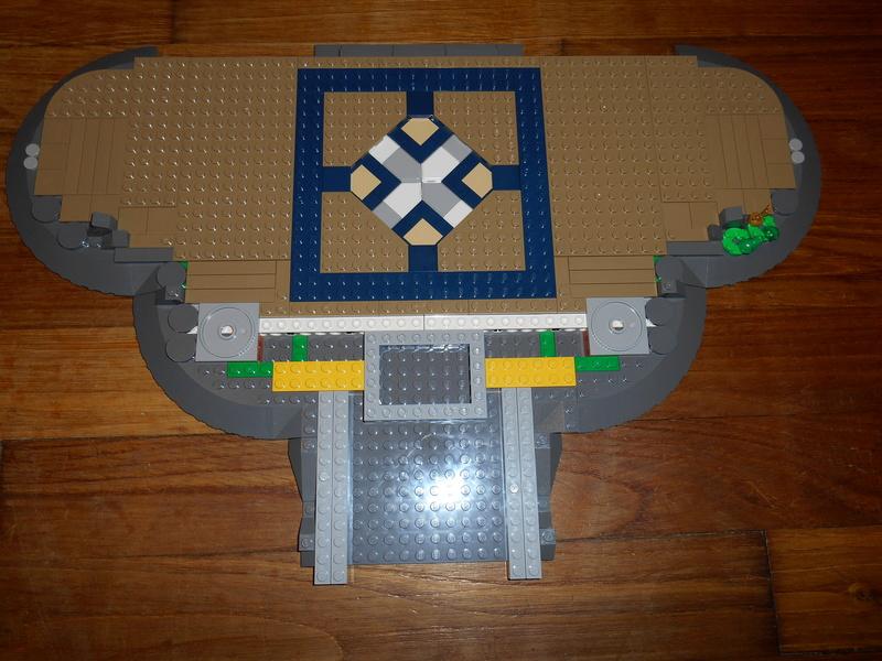 LEGO 71040 Chateau Disney Dscn4010