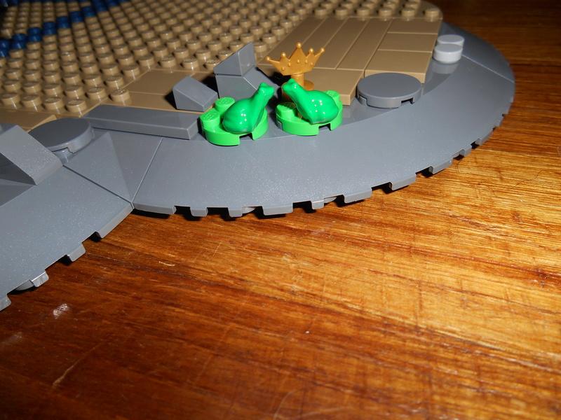 LEGO 71040 Chateau Disney Dscn4012