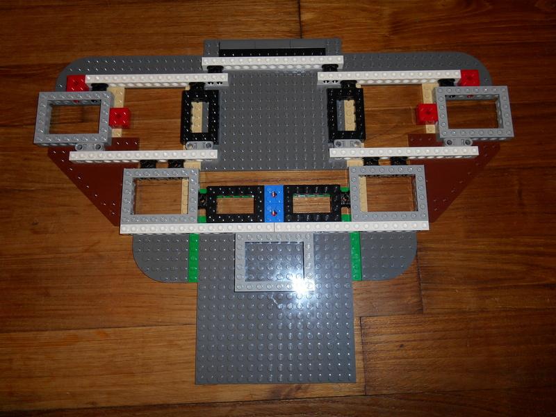 LEGO 71040 Chateau Disney Dscn4013