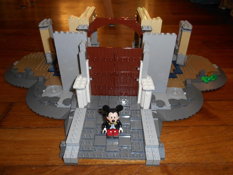 LEGO 71040 Chateau Disney Dscn4015