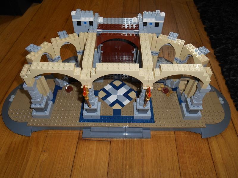 LEGO 71040 Chateau Disney Dscn4018