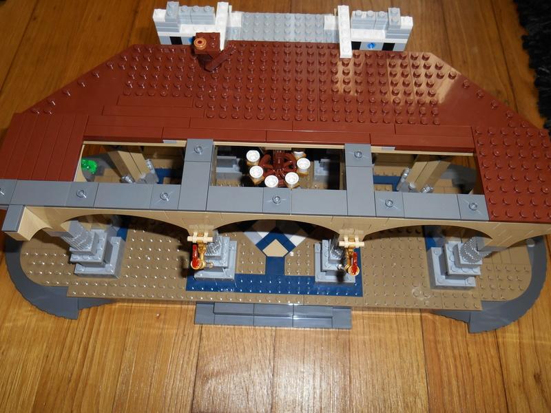 LEGO 71040 Chateau Disney Dscn4019