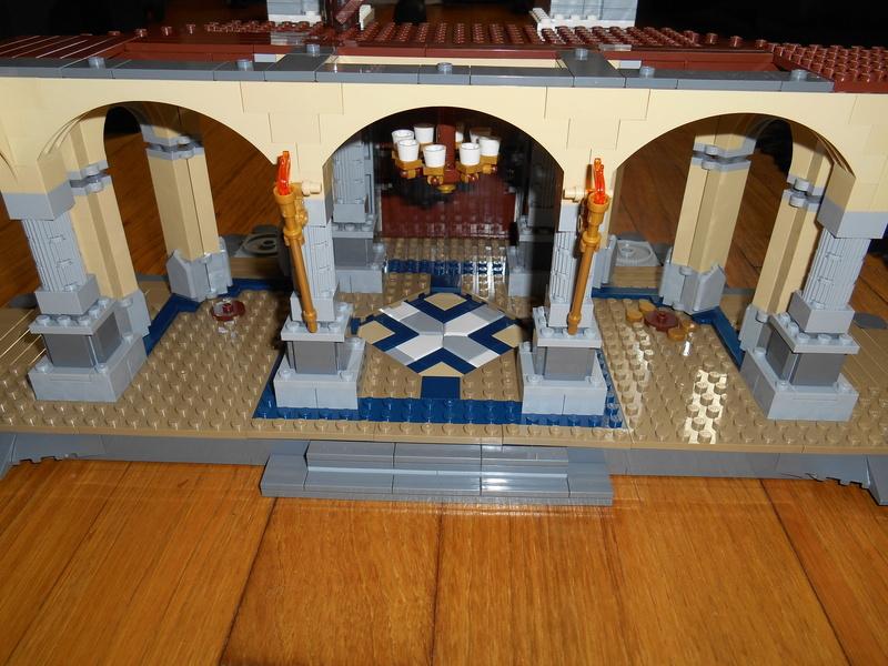 LEGO 71040 Chateau Disney Dscn4020