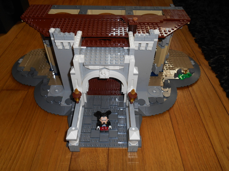 LEGO 71040 Chateau Disney Dscn4021