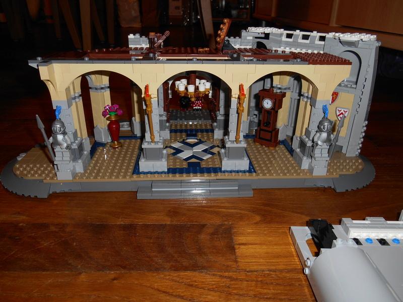 LEGO 71040 Chateau Disney Dscn4024
