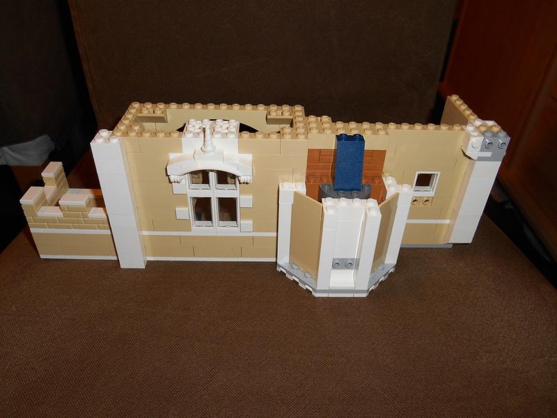 LEGO 71040 Chateau Disney Dscn4034