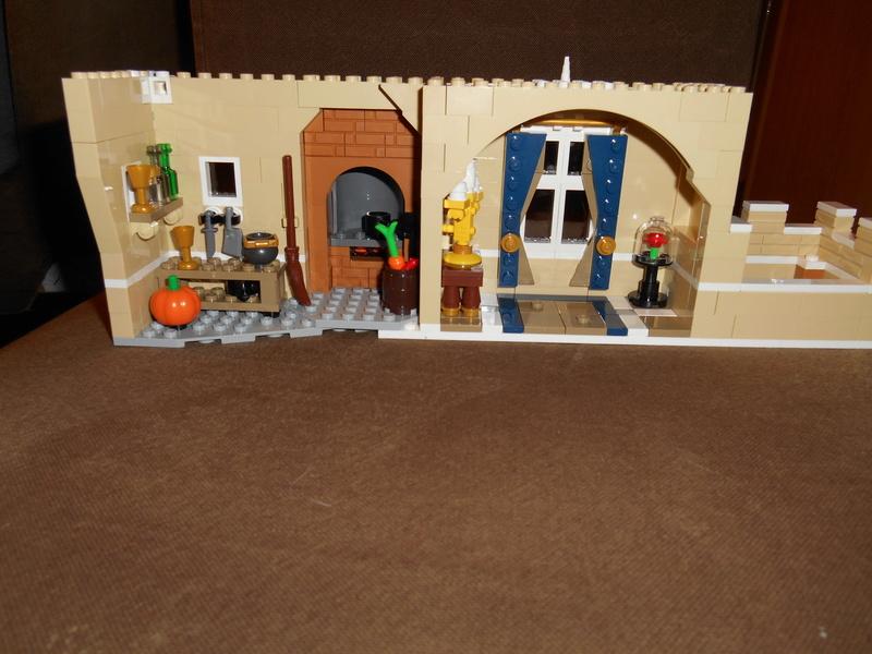 LEGO 71040 Chateau Disney Dscn4035