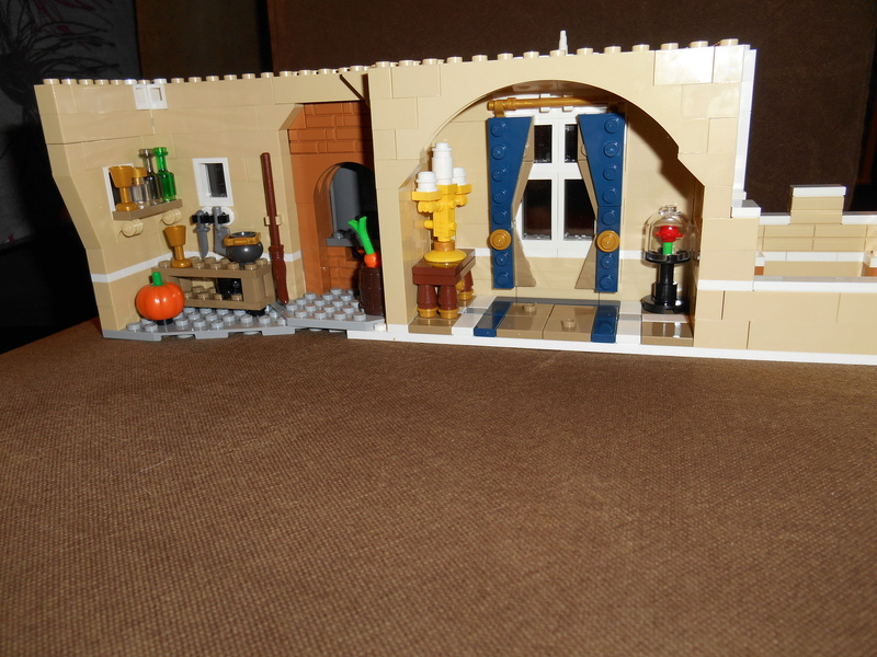 LEGO 71040 Chateau Disney Dscn4036