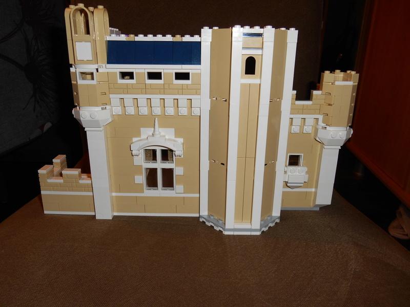 LEGO 71040 Chateau Disney Dscn4110