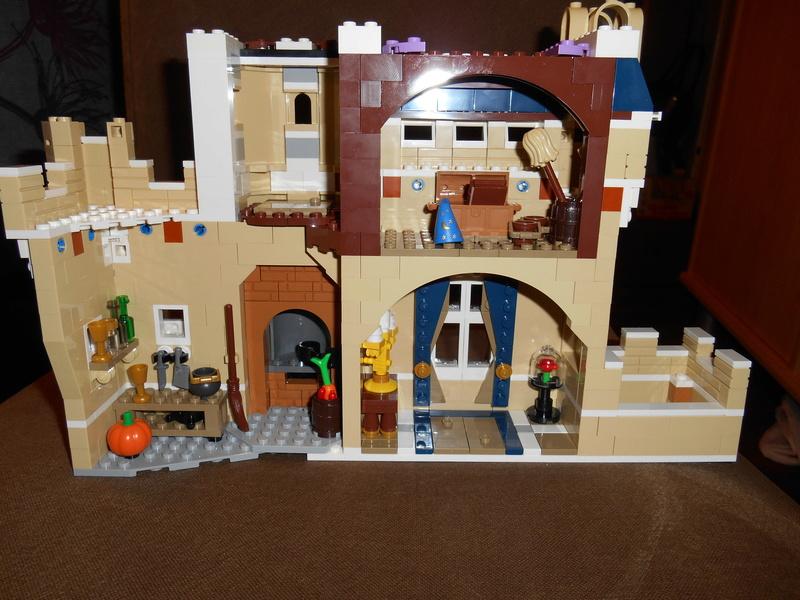 LEGO 71040 Chateau Disney Dscn4111