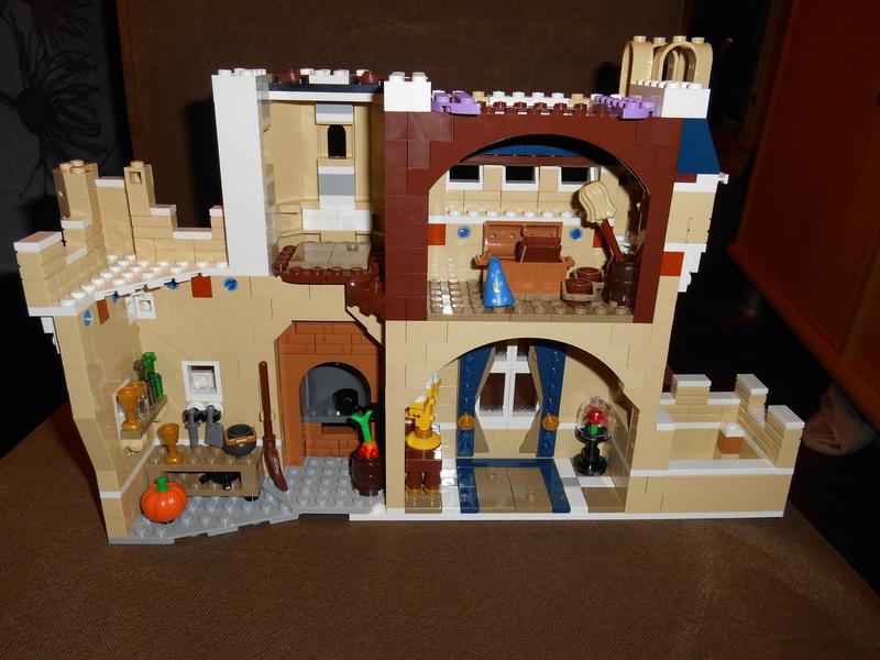 LEGO 71040 Chateau Disney Dscn4112